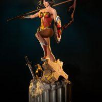 Wonder Woman Figure Premium Format