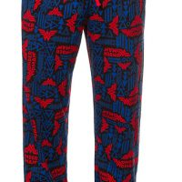 Wonder Woman Geometric All Over Print Lounge Pants