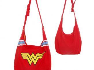 Wonder Woman Hobo Bag