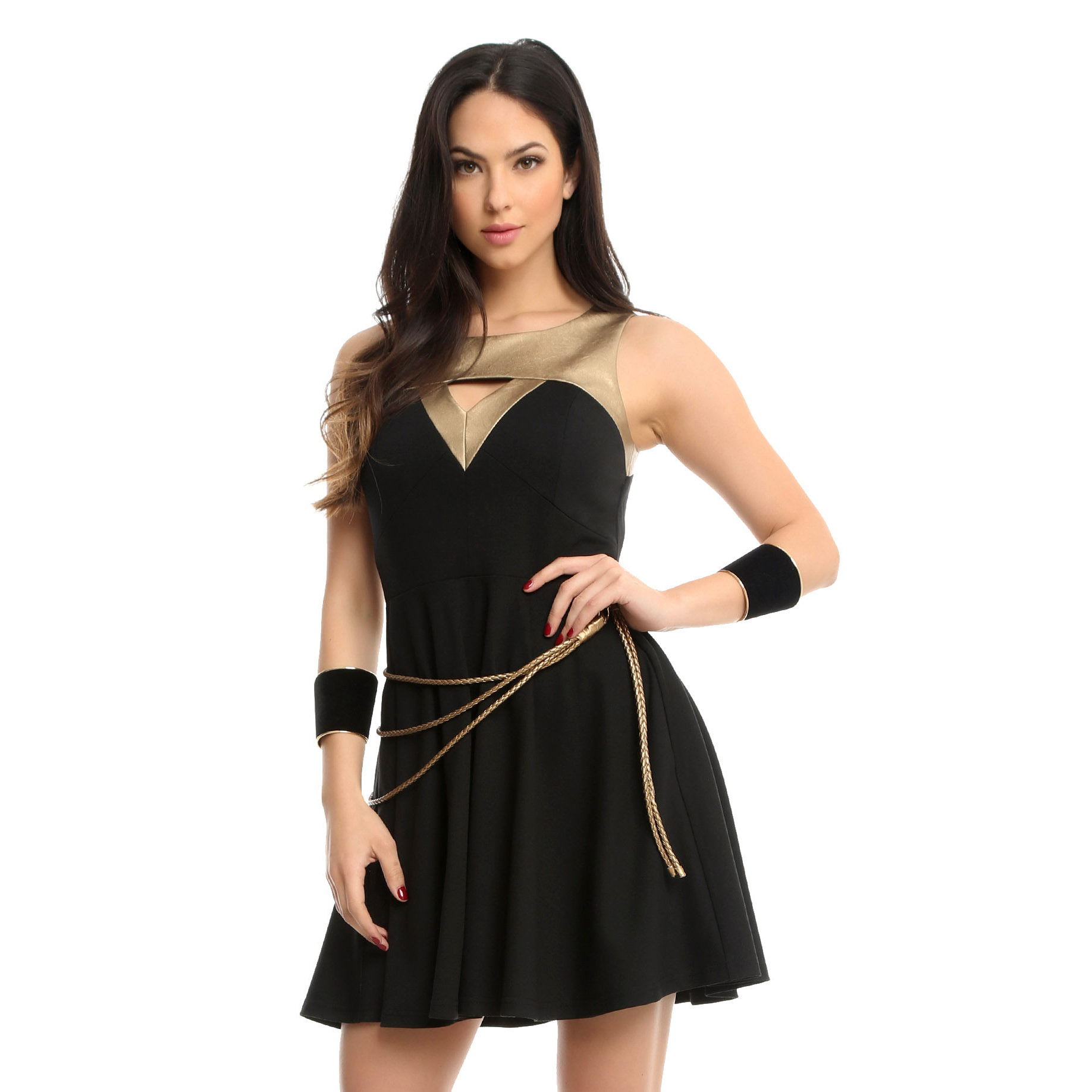 Wonder Woman Lasso Dress