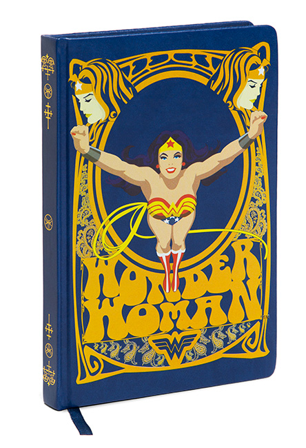 Wonder Woman Lasso of Truth Journal