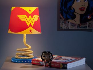 Wonder Woman Lasso of Truth Lamp