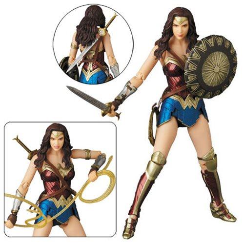 Wonder Woman Movie MAFEX Action Figure