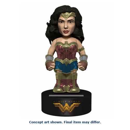 Wonder Woman Movie Wonder Woman Solar-Powered Body Knocker