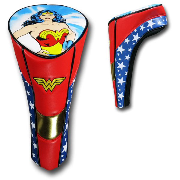 Wonder Woman Performance Golf Club Cover