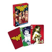Wonder Woman Playing Cards