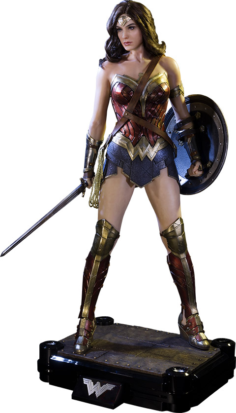 wonder-woman-polystone-statue
