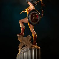 Wonder Woman Premium Format Figure Profile