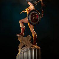 Wonder Woman Premium Format Figure Profile