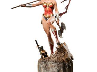 Wonder Woman Premium Format Statue