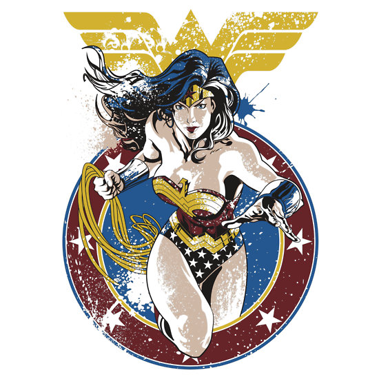 Wonder Woman Princess Diana Shirt