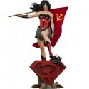 Wonder Woman Red Son Figure