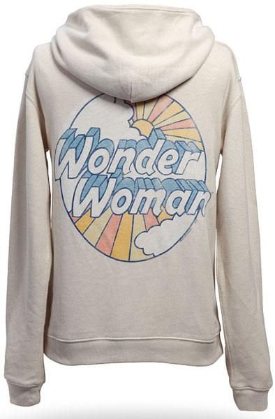 Wonder Woman Retro Hoodie