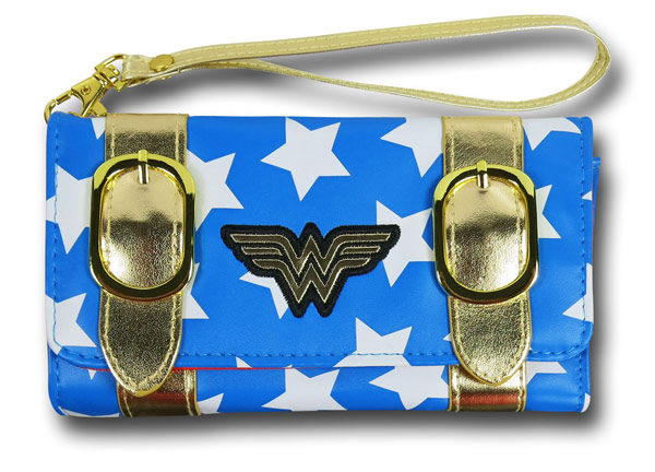 Wonder Woman Satchel Ladies Wallet