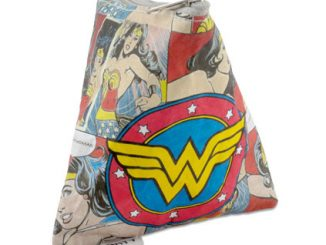 Wonder Woman Stash Bag