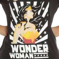 wonder-woman-sun-burst-v-neck-girls-t-shirt_small