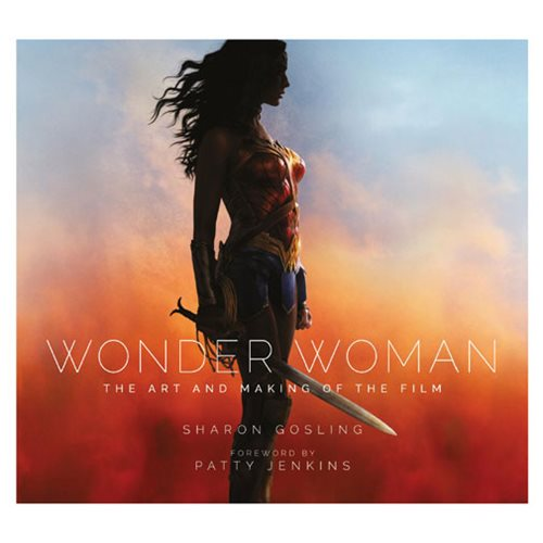 Wonder Woman The Art and Making of the Film Hardcover Book