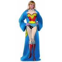 Wonder Woman snuggie