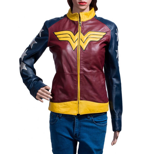 Wonder Women Jacket