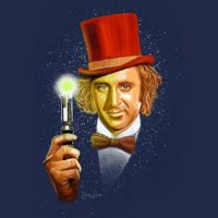 Wonka Who T-Shirt