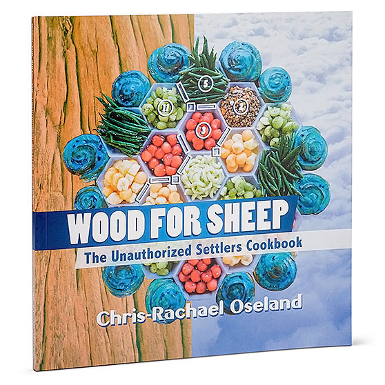 Wood for Sheep The Unauthorized Settlers Cookbook