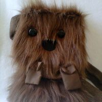 Wookiee Chewie Star Wars Purse
