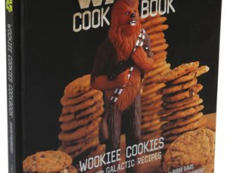 Wookiee Cookies: The Star Wars Cookbook