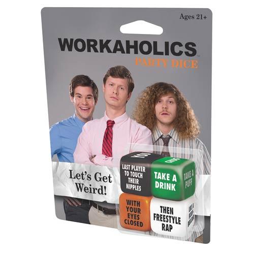 Workaholics Dice Game