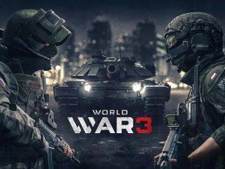World War 3 Computer Game Trailer
