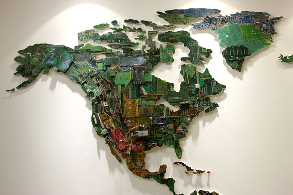World by Susan Stockwell