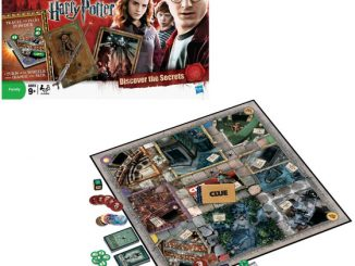 World of Harry Potter Clue Game