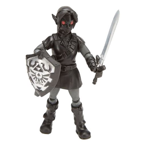 World Of Nintendo Shadow Link 4 Inch Action Figure