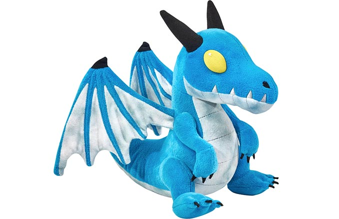 World of Warcraft Azure Whelpling Plush