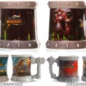 World of Warcraft Cities in Azeroth Mugs