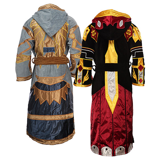 World of Warcraft Robes