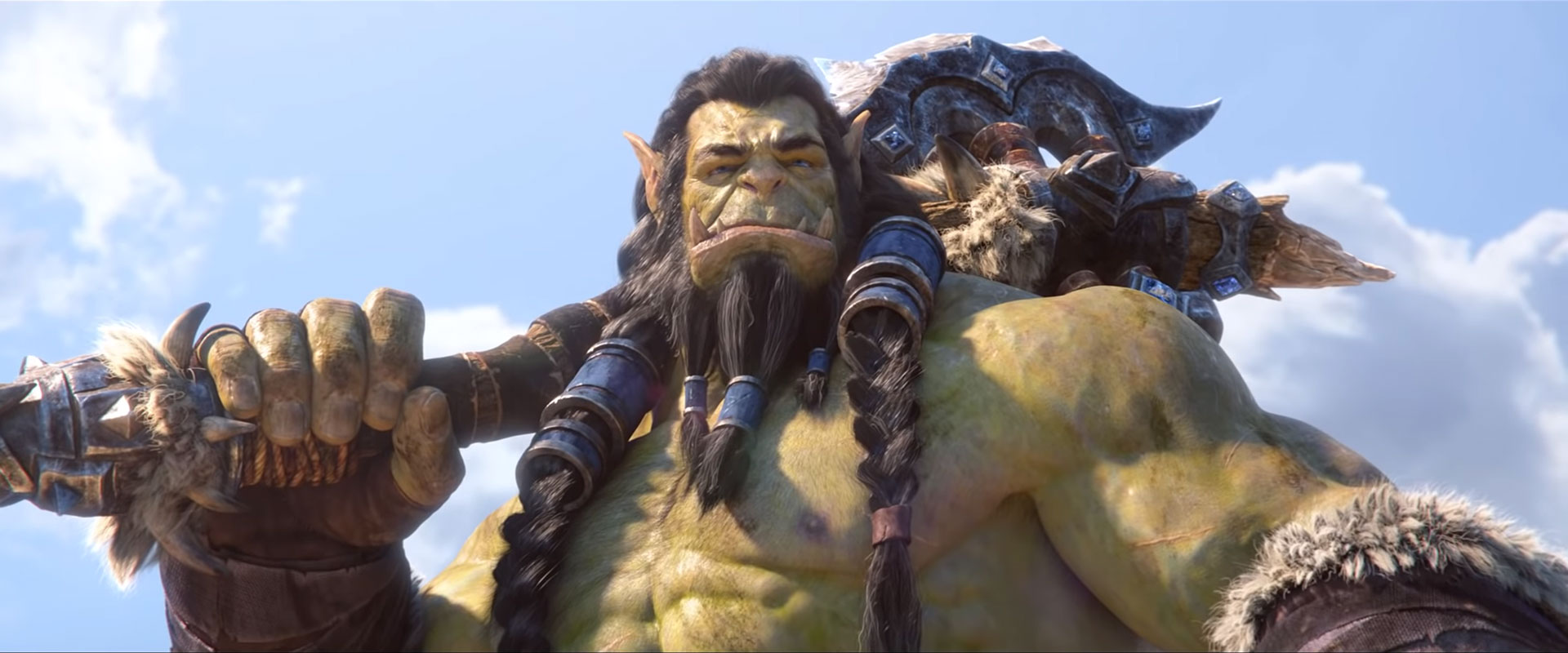 World Of Warcraft Quot Safe Haven Quot Cinematic Trailer