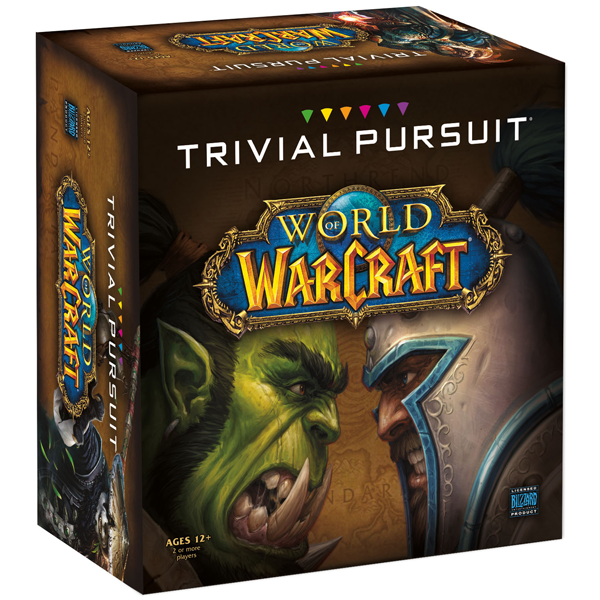 World of Warcraft Trivial Pursuit