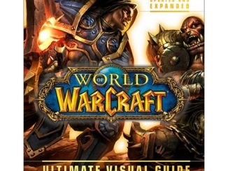 World of Warcraft Ultimate Visual Guide Updated and Expanded Hardcover Book