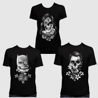 Worlds Finest Skull Series T-Shirts