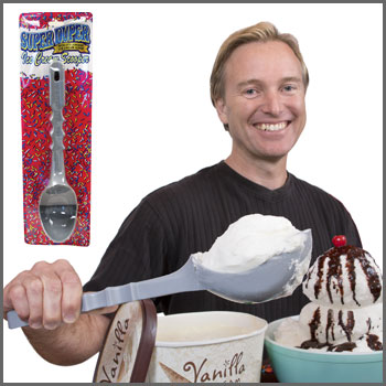 Worlds Largest Ice Cream Scooper
