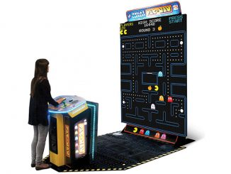 Worlds Largest Pac-Man Game