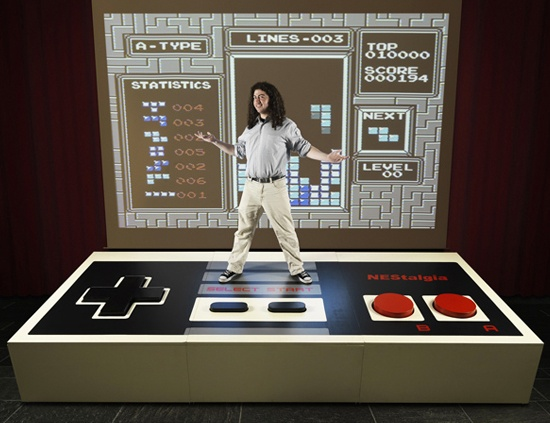 World's largest video game controller