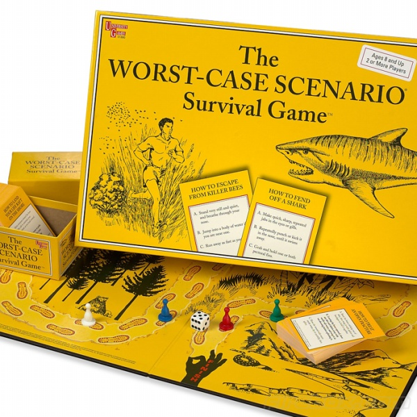 Worst Case Scenario Survival Game
