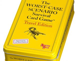 Worst Case Scenario Travel Edition Game