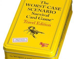 Worst Case Scenario Travel Edition Game