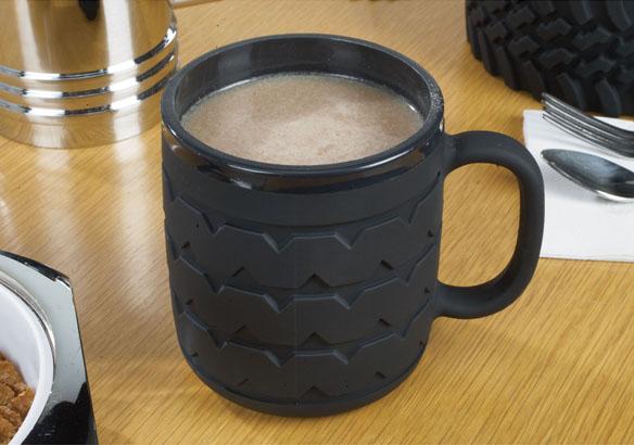 Wrenchware Tire Track Mug