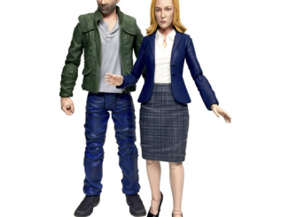 X-Files 2016 Select Action Figure Set