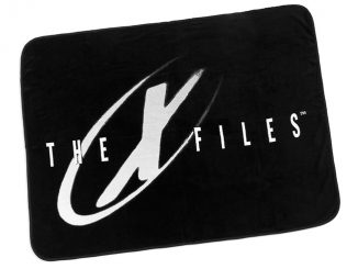 X-Files Fleece Throw