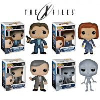 X-Files Pop Vinyl Figures