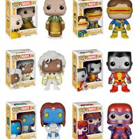 X-Men Classic Pop Vinyl Figures